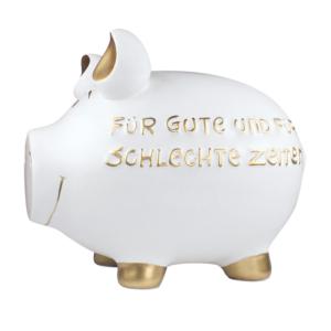 KCG XXL Sparschwein Für gute und für schlechte Zeiten