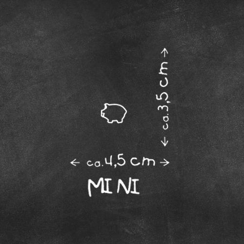 Minischweine mit Magnet